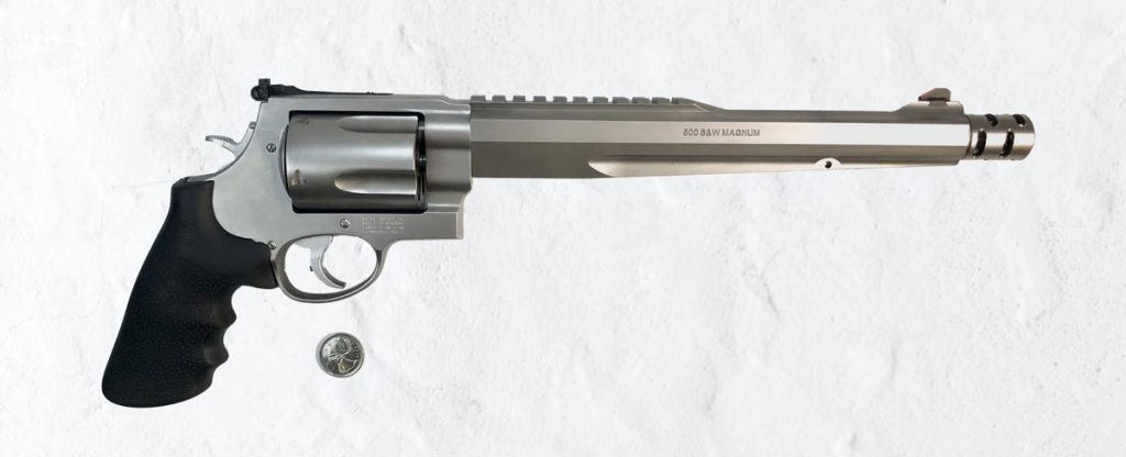 500 magnum - Smith & Wesson